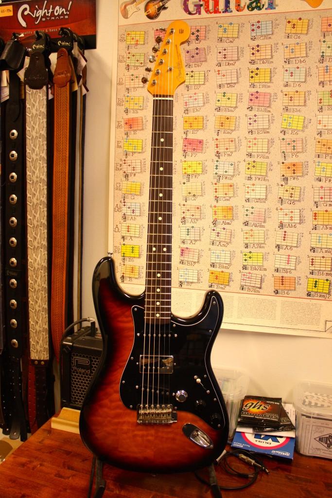 kitarahuolto, bassohuolto, soitinhuolto, Espoo, Helsinki, kitara, basso, kitaran, basson, huolto, korjaus, säätö, asennus, vaihto, kytkentä, nauhojen, hionta, perushuolto, modaus, tuunaus, customkitara, fender, gibson, mikki, kitaramikki, kitaramikit, guitarworx